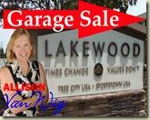 Garage Sale ...