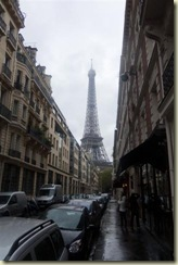Eiffel Tower in Distance (Small)