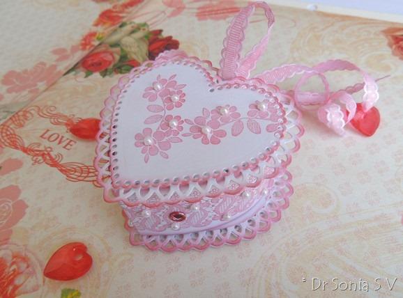 Heart shaped box 1