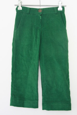 Green Corduroy Pants (3)