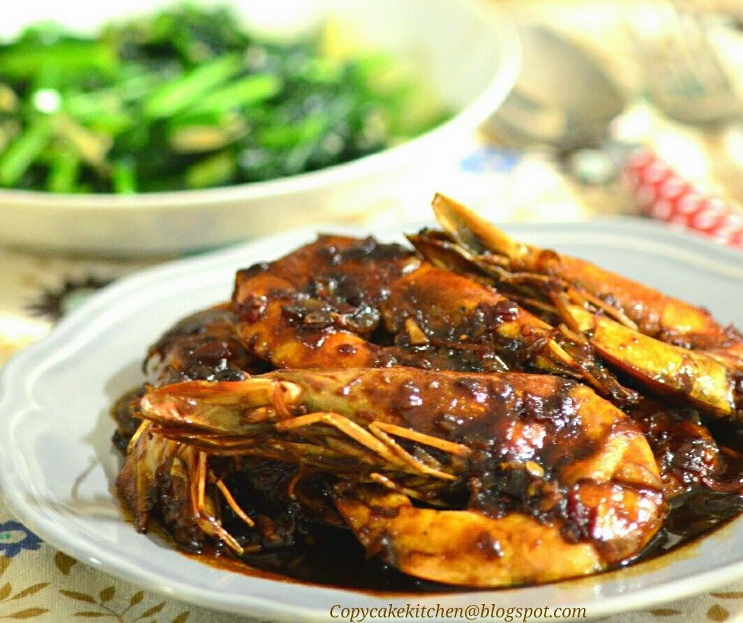 Tamarind Prawn (Assam Prawn) Recipe — Dishmaps