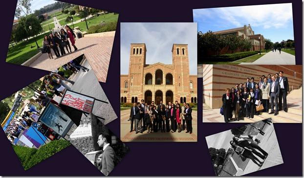 LA - UCLA and CBRE trip - 21st Feb 2012