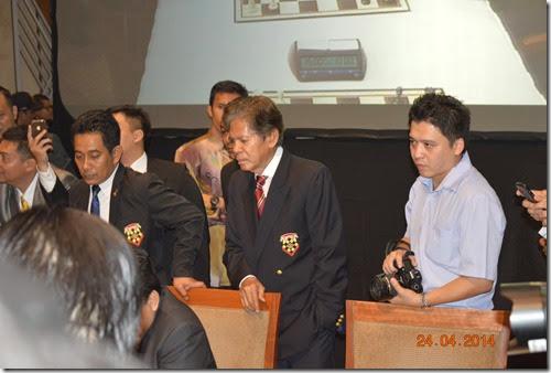 Ramli Ngah Talib and Tengku Badli Shah