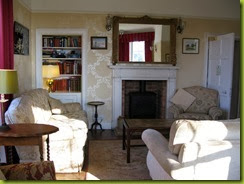 The Grove sitting room