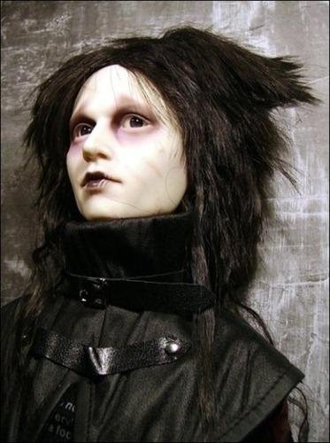 BJD Edward Scissorhands