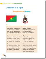 jugarycolorear -Bandera, escudo e himno de Casanare