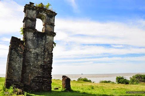 Ruinas de Pedra, Soure - Parà, foto: Carlos Macapuna