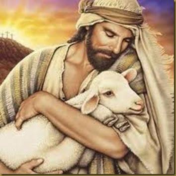 OVEJA Y JESUS