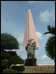 Vietnam, Phan Thiet, Victory Monument, 24 August 2012 (1)