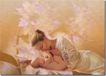 madre con bebe vintage (19)
