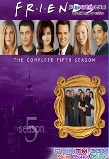 Những Người Bạn 5 - Friends Season 5 Tập 24 25 Cuối
