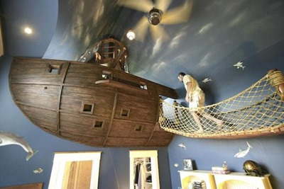 17. INDOOR PIRATE SHIP