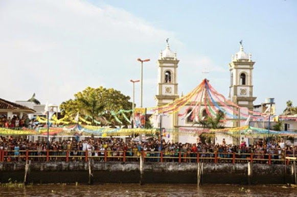 Festividade de Sant'Ana - Igarapé-Miri, Parà