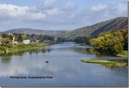 Pennsylvania, Susquehanna River
