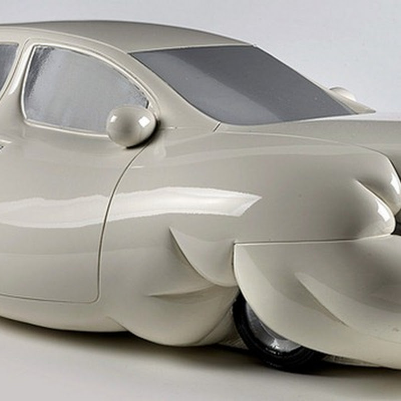 Erwin Wurm's Fat Sculptures
