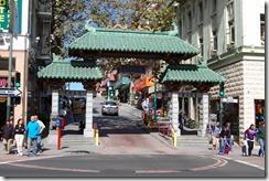 China town Calif