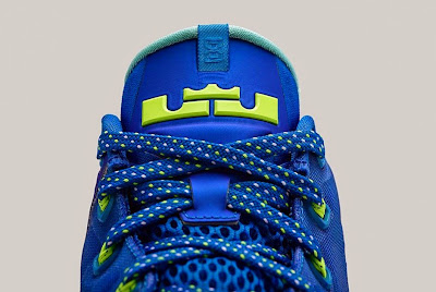 nike lebron 11 low gr sprite hyper cobalt 1 06 Release Reminder: Nike Max LeBron XI Low Sprite