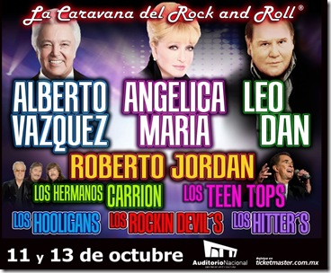 Caravana del Rock and roll 2013