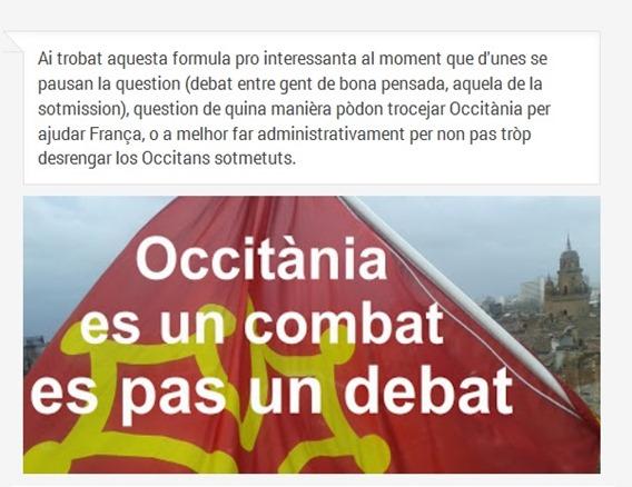 Occitània al debat de Narbona
