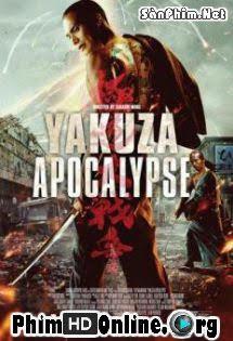 Băng Đảng Đại Chiến - Yakuza Apocalypse