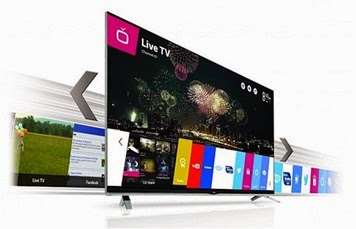 webOS Smart TV Mobilespoon