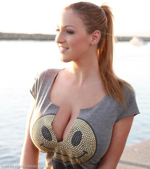 jordan carver linda sexy sensual peitos tits big tits desbaratinando (140)
