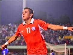 Chile enfrenta a Costa Rica en partido amistoso