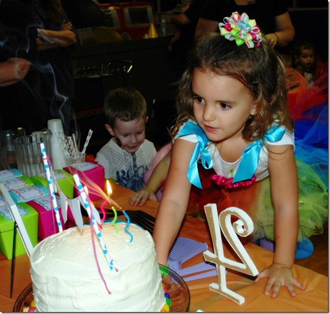 Hannah's 4th Birthday! 183