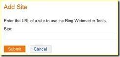 cara mendaftar kan blog di bing dan yahoo sekaligus