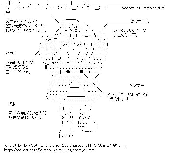 Yuru-chara,Manbe-kun
