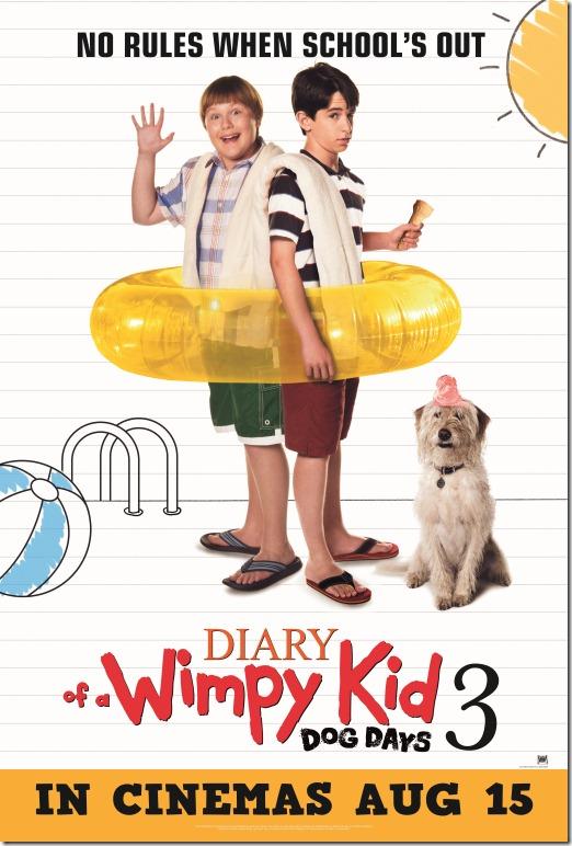Wimp Kid3 Poster v04