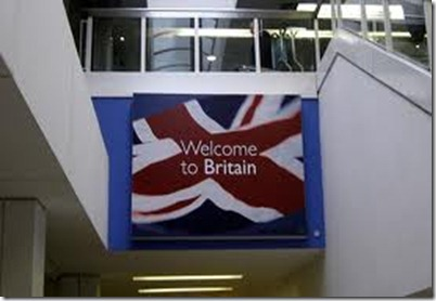 Welcome Romanian Bulgarian immigrants UK