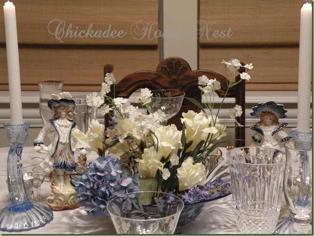 Little Boy Blue Spring Tablescape4