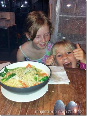16 noodle soup