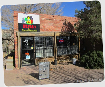 Elisa's House of Pies in Deming, NM