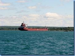 5088 Michigan - Sault Sainte Marie, MI -  St Marys River - Soo Locks Boat Tours - Canadian freighter Birchglen