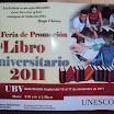 II Feria de Promoción del Libro Universitario 2011