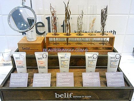 belif korean anti-aging essence true cream moisturizing bomb skincare herbal Singapore Wisma Orchard