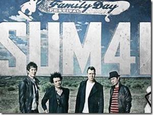 Sum 41 mexico 2011