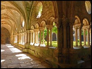 a cloister