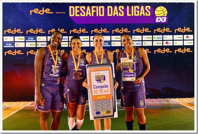 Unimed Americana conquista título do Desafio das Ligas - Foto Daniel Ramalho ZDL
