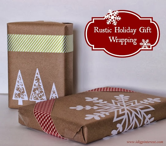 rustic gift wrap2