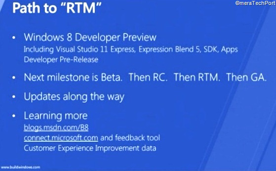 Win8Pathto RTM