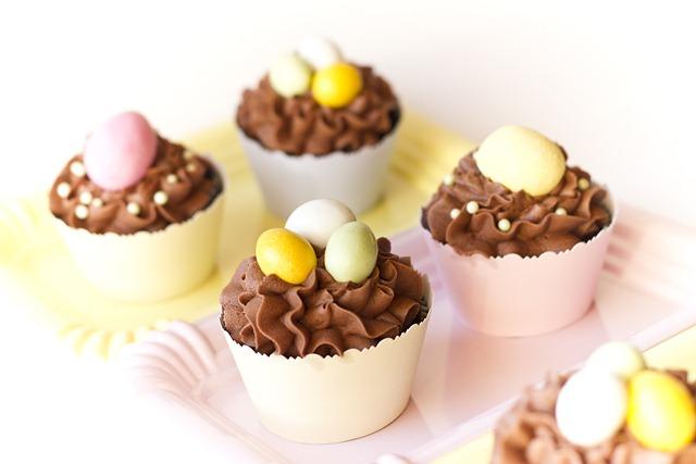 enkle og søte cupcakes til påske IMG_6283