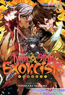 Sousei No Onmyouji - Twin Star Exorcists Tập 50-End