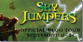 Sky Jumpers Tour Banner