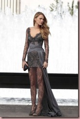 serena-van-der-woodsen-and-zuhair-murad-fall-2010-rtw-longsleeve-v-neck-lace-gown-with-silk-draped-front-and-sheer-skirt-gallery