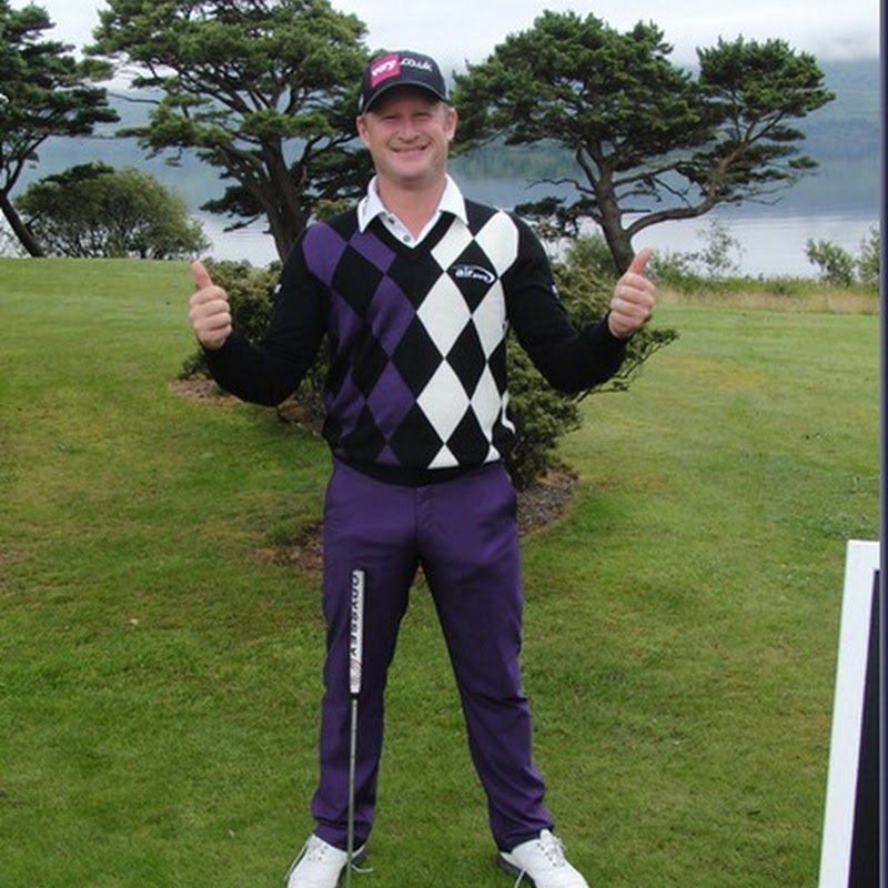 2011 Irish Open Best Dressed Player Award Goes To………