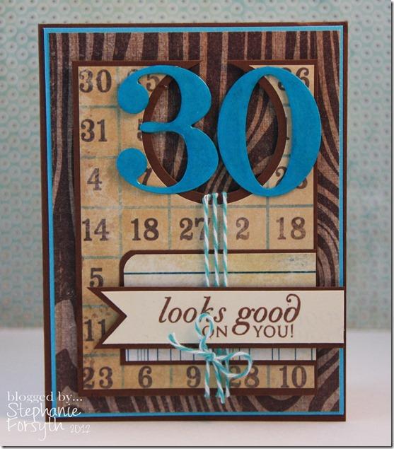 Gord's 30th