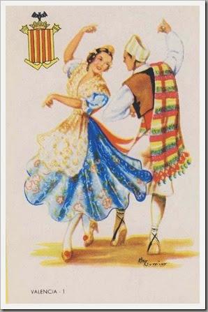 la jota valenciana